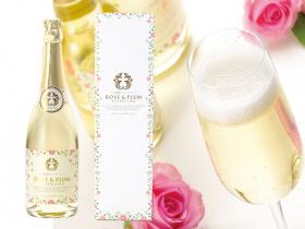 バラ梅酒スパークリングの商品画像