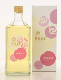 「薔薇梅酒(五代庵)」の商品画像