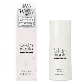 ロゼット株式会社の取り扱い商品「Skin mania セラミド UVミルク」の画像