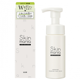 「Skin mania セラミド 泡洗顔(ロゼット株式会社)」の商品画像