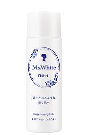 「Ms.White 薬用ブライトニングミルク(ロゼット株式会社)」の商品画像