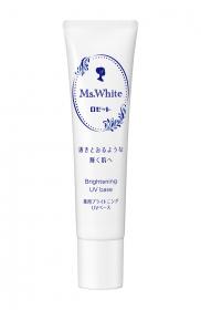 Ms.White 薬用ブライトニングUVベースの商品画像