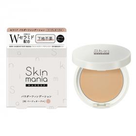 ロゼット株式会社の取り扱い商品「Skin mania セラミド パウダーファンデーション01」の画像