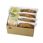 「長崎皿うどんお試しセット4食(株式会社リンガーハット)」の商品画像