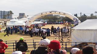 【NAHAマラソン参加ツアー2014】弊社スタッフレポート